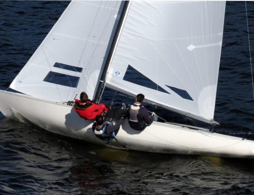 Soling – Barcos al Agua 13-2-2021