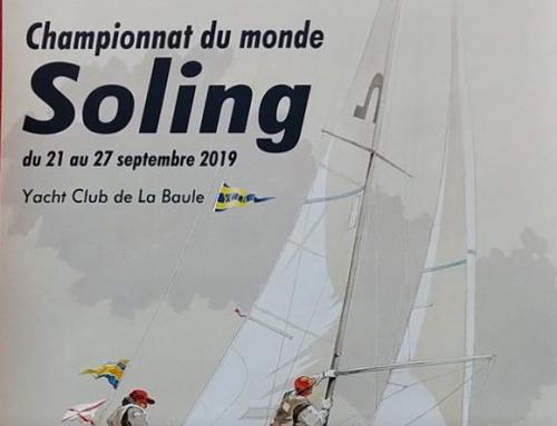Soling – La Baule 2019