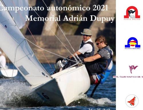 Campeonato Autonómico 2021 Memorial Adrián Dupuy – Resultados y Fotos