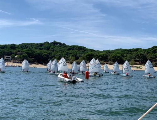 Comienza la actividad náutica luego del verano
